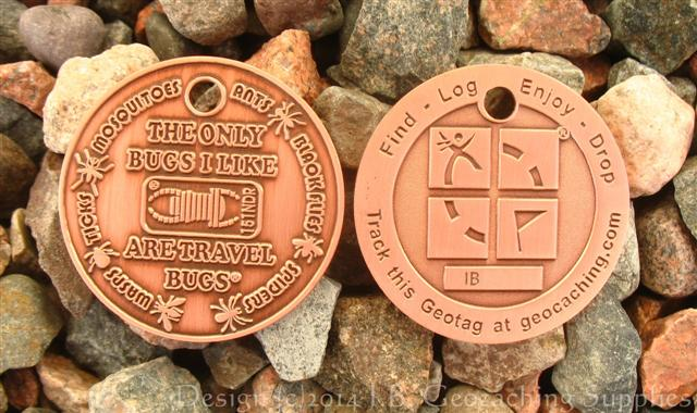 [Picture of geocoin]