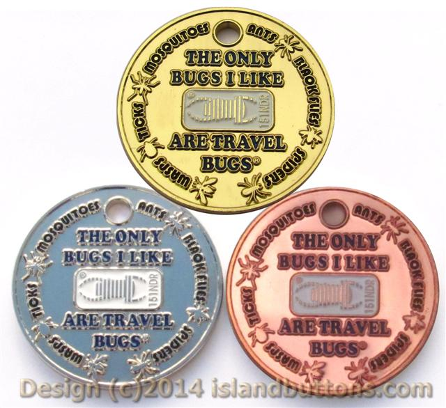 [Picture of geocoins]